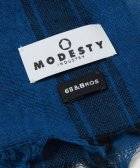 more photos3: x MODESTY INDIGO SHEMAGH