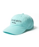 "Twill 6Panel ""The NYC & Co"""