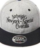 "more photos1: Snap Back Cap ""NY Special"""