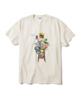 "S/S Print Tee ""Graffiti issue by NOVOL"""