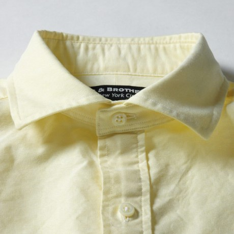 S/S wide collar