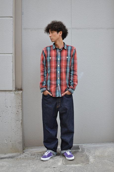 Flannel が、、、