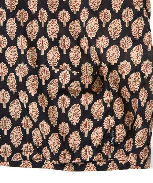 画像: S/S Paisley Pattern Shirts